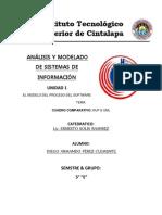 Diego Armando Perez Clemente-5e-Cuadro Comparativo-rup&Uml