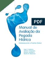 ManualDeAvaliacaoDaPegadaHidrica