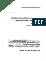 El Mercosur Politico, Fundamentos Federales e Internacional