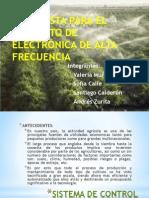 Proyecto Alta Frecuencia
