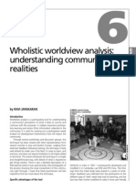 Wholistic Worldview Analysis