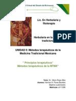 Herman_H_Flores_Unidad_2_Métodos_terapéuticos_de_la_MTMX