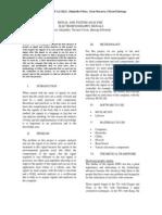 Prototipo para obtencion y utilizacion de Señales electromiograficas