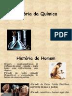 Hist-¦ória da Qu-¦ímica
