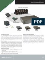 Dlink MC 700SC Datasheet