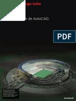 Autocad Design Suite 2013 Product Brochure a4 Es-la