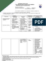 Planificacion I, II, III Trimestre Matematica 9