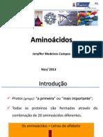 Aminoácidos 2013.2