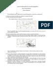 Guía para la elaboración de un perfil topográfico