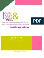Catalògo 2012 ultimos diseños lìnea fantasia
