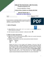 Ejercicio No. 2 - HEC-RAS
