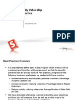 Capabilities value map best practice