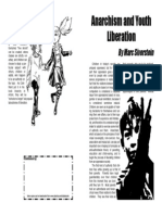 Leaflet Anarchism and Youth Liberation Siverstein