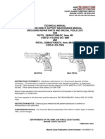 Tm 9-1005-317-23&p Pistol,Semiautomatic,9mm,m9 and m9a1 April 2008