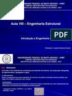 Aula VIII - Engenharia Estrutural