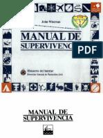 BOSQUES2010 MANUALSUPERVIVENCIA