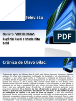 A Crítica de Televisão
