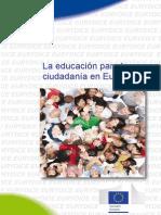(2012) Eurydice - Ciudadanía en Europa