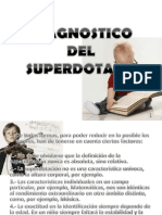 Diagnostico Del Superdotado