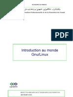Introduction Au Monde Gnu-Linux