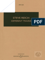 Different Trains