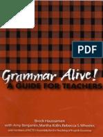 Grammar Alive
