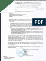 Hasil Penetapan Status Pelamar BPP-DN Cados 2013