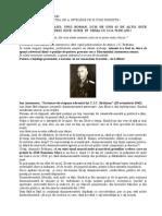 Scrisoarea Maresalului Ion Antonescu Catre I.C. Bratianu