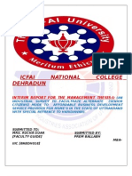 Icfai National Dehradun