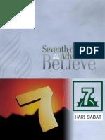 Pelajaran 20 Hari Sabat