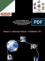 2TIC y La Comunicacion en La Formacion Docente