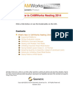 CWNesting 2014 Whats New