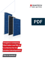 SUN Product Brochure en Screen