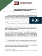 O EFEITO METAFÓRICO NA PROPAGANDA. - Análise da pesquisadora Luciana Fracasse