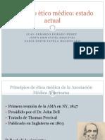 El código ético médico