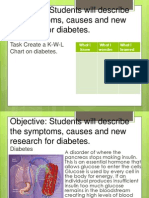 Ppt on Diabetes