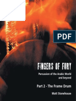 Frame drum techniques and rhythms [ebook prt 2]