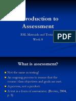 Intro Assessment c Mm