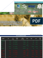 Weekly Equity Report 17 Feb 2014