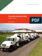 Catalogo de Concreto