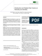 Mechanical Bowel Obstruction and Related Risk Factors