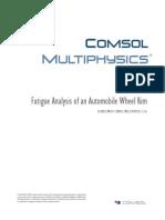 Wheel Rim Fatigue