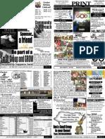 New One HLM Newsletter October 4, 2009