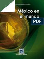 México en el mundo 2010, instituto nacional de estadística y geografía