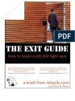 The Exit Guide From Jobacle Sample