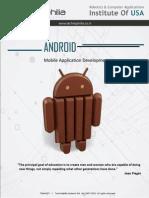 Android App Developemen...t