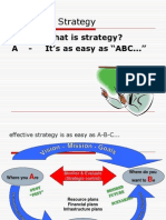 GM Presentation-Scenario Planning