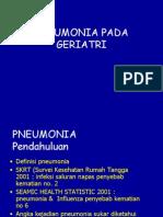 3. Pneumonia Dan Bronkiektasis Tua