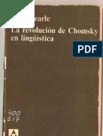 searle-la revolución de chomsky