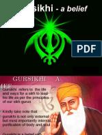 GURSIKHI – A BELIEF